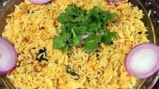Thengai Sadam or Coconut rice