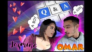 Pregnancy Q&A l Jasmine & Omar