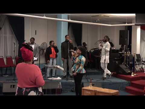 Bolanle Tabitha  Live at 5 Hours Praise Revival - Yoruba Gospel Music