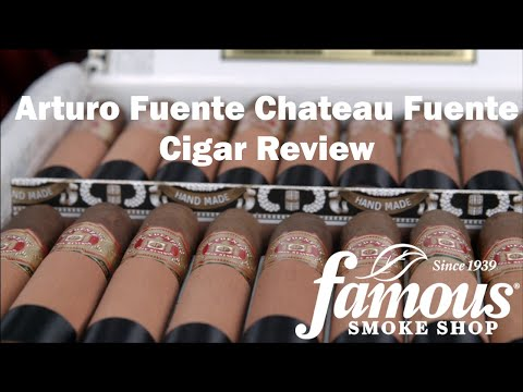 Arturo Fuente Sun Grown video