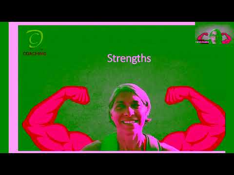 Strengths Webinar - how to spot your strengths and why it is vital to focus on them