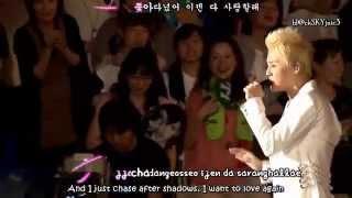 JYJ - You're LIVE [hangul / roman / eng sub]