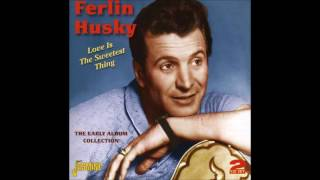 Ferlin Huskey as Simon Crum - There Ain't Enough Whiskey In Tennessee