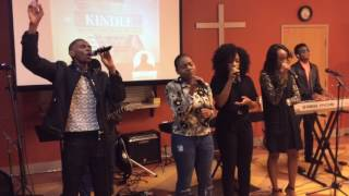 Archive KINDLE Columbus Ohio Worship service with Brother Cedric Ceda