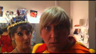 Kevin Cruise's Panto Video 2011/12