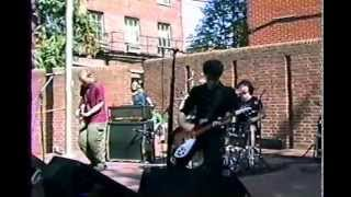 "Fugazi - Intro and ""Do You Like Me"" - April 14, 1996 - VCU Shafer Court"