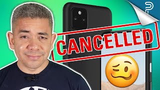 Google Pixel 5a is CANCELLED! but not everywhere