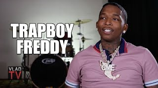 Trapboy Freddy on Getting 10 Years Probation After Multiple Arrests (Part 2)