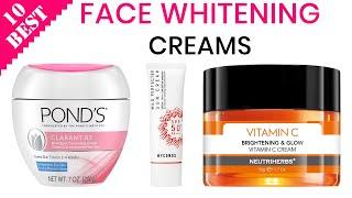 10 Best Face Whitening Creams 2020 | Best Fairness Cream | Best Skin Lightening Cream