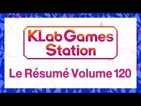 KLab Games Station : Le Résumé Volume 120