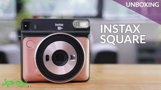 Instax Square, UNBOXING. Fotos instantáneas en formato cuadrado