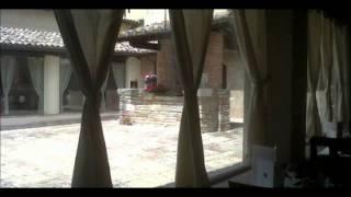 preview picture of video 'ABBAZIA COLLEMEDIO HOTEL  THE ABBEY'