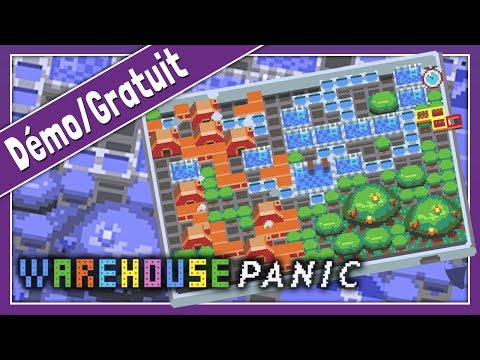 WarehousePanic.io Video 1