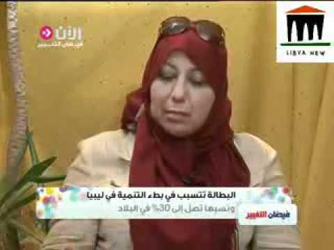 البطالة في ليبيا