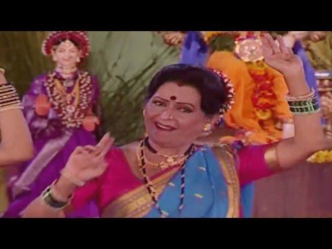 Jhaal Varis Bandhawa - Ganpatichya Lagnachi Aali Varat, Marathi Gauri Ganpati Song