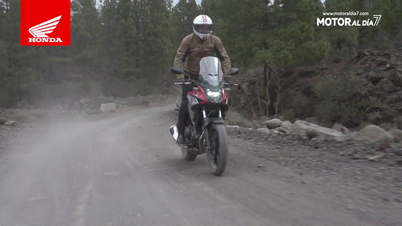 Nueva Honda CB500X