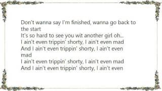 Cherish - I Ain't Trippin' Lyrics