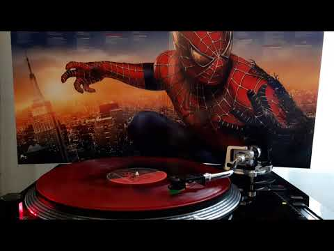 The Killers – Move Away (On Vinyl Record) Music from and Inspired by Spider-Man 3