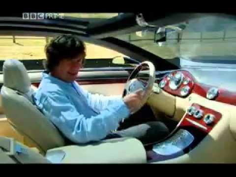 Top Gear Cadillac Sixteen