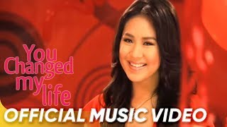 You Changed My Life in a Moment by Sarah Geronimo Official MV