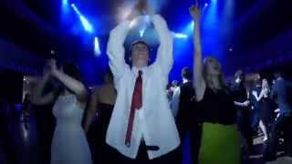 preview picture of video 'Závěrečná párty maturitního plesu SPŠ Trutnov'