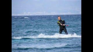 preview picture of video 'Reggio Calabria Spot Punta Pellaro 16-11-2014'