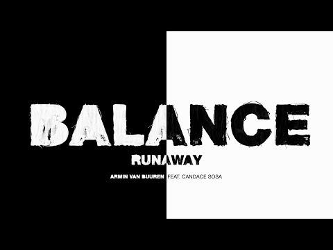 Armin van Buuren feat. Candace Sosa - Runaway (Lyric Video)