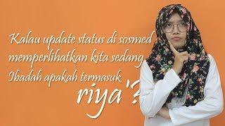Update di Sosial Media saat Tarawih atau Tadarus, Apakah Termasuk Riya?