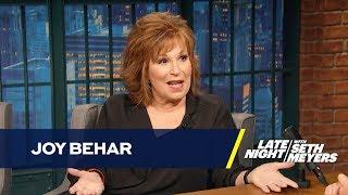 Joy Behar Remembers Trump's Criminal-Filled Wedding to Marla Maples