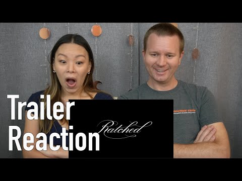 Netflix's Ratched Official Trailer // Reaction & Review