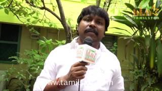 J Sathish Kumar at Kuttram Kadithal Movie Press Meet