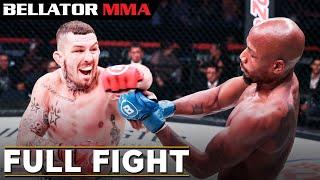 Full Fight   Austin Vanderford vs. Joseph Creer - Bellator 225