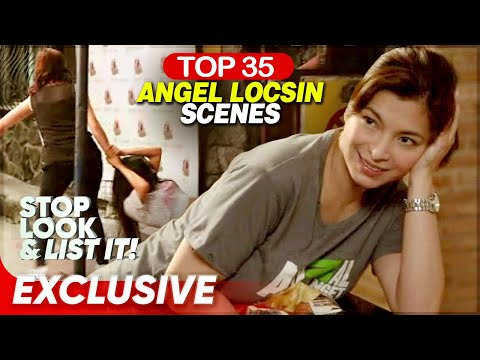 Angel Locsin's 35 Best Acting Moments | Stop, Look, and List It!