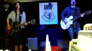 "Katie Grace - ""All That Matters"" - Live at UHF Records - Royal Oak, MI - April 14, 2012"