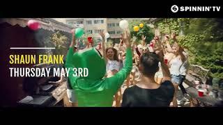 Shaun Frank At Opera Nightclub on Thursday May rd 2018