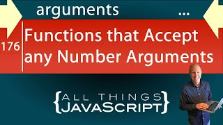 Creating a Function that Can Handle any Number of Arguments