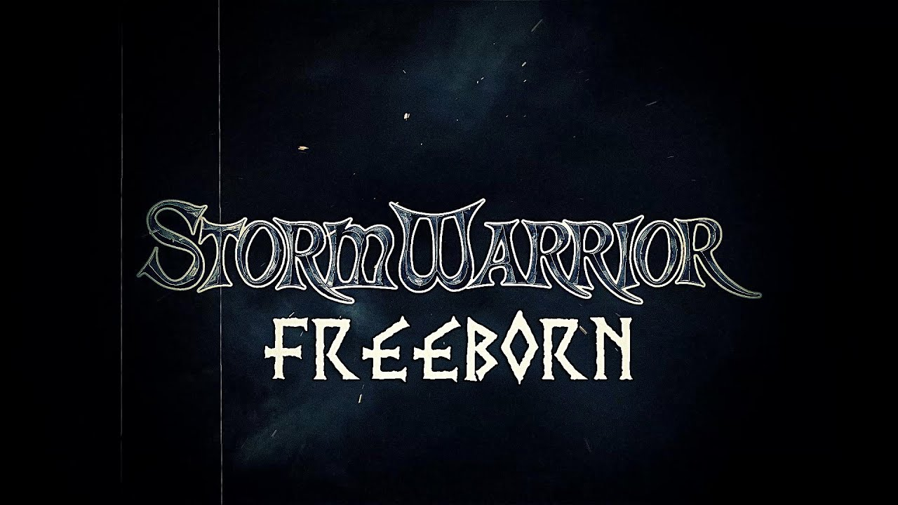 STORMWARRIOR - Freeborn