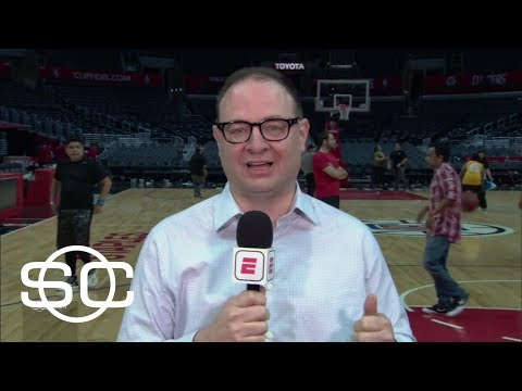 James Harden, Chris Paul and others reportedly entered Clippers' locker room | SportsCenter | ESPN