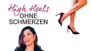 7 High Heel Hacks, Die Man Kennen *MUSS* | So Trägt Man Sie Länger OHNE Schmerzen!