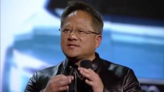 CES 2017: AI Car Partners (NVIDIA Keynote Part 7)
