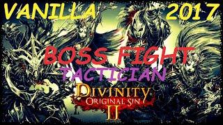 Divinity Original Sin 2: Knight solo Roost Anlon & Harbinger of Doom