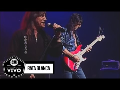Rata Blanca video CM Vivo 2008 - Show Completo