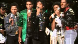 Michae Jackson & The Jacksons | Medley/Billie Jean - At Motown 25 Anniversary 1983 - Widescreen