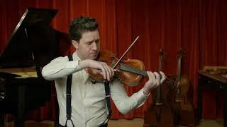 """15"""" William Forster Sr. viola, London 1807"""