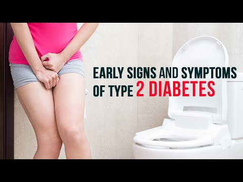 Early Signs and Symptoms of Type 2 Diabetes | Healthfolks.com