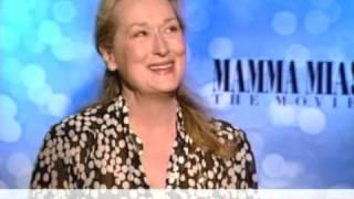 Meryl Streep Demands More Kissing