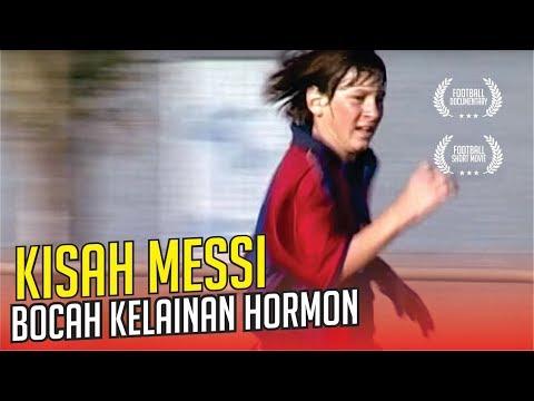 KISAH MESSI: Dari kelainan Hormon Hingga Menjadi Pemain Terbaik Dunia