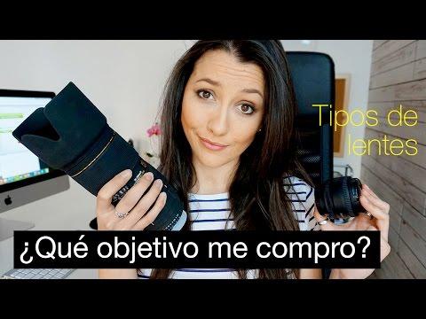 TIPOS DE OBJETIVOS | Desiree Delgado