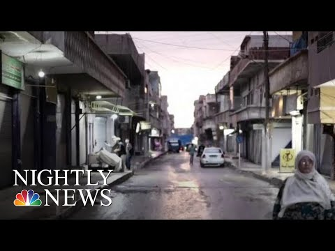 Cease-Fire Expires In Northern Syria, As Turkey And Russia Strike Deal | NBC Nightly News