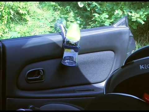 Euret -  Auto Trinkflaschenhalter